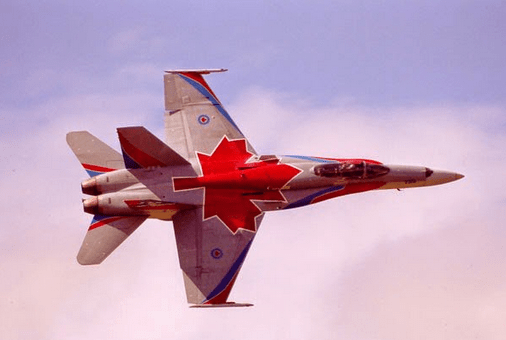 Canada - CF 18 - Canada National Defences