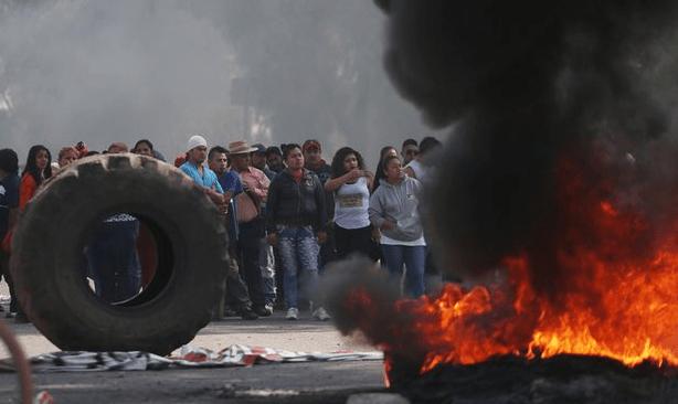 Mexico Gas Prices Chaos