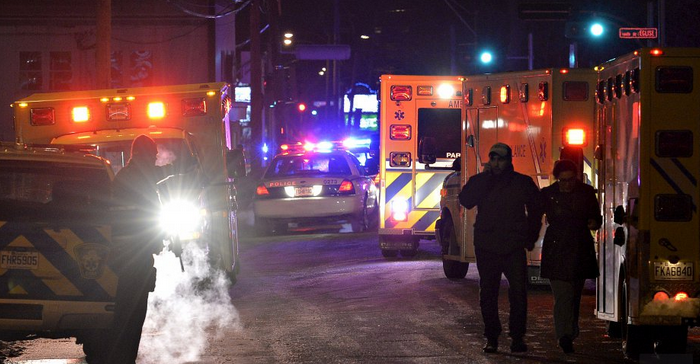 Shooting At Quebec City Mosque, Multiple People Wounded, Fatalities Feared