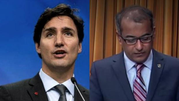 Trudeau Shamefully Silent On MP Who Blamed Conservatives For Mosque Shooting