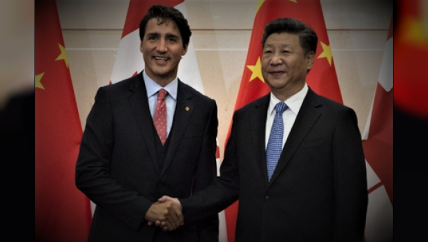 Why Is Trudeau Selling Canada Out To China
