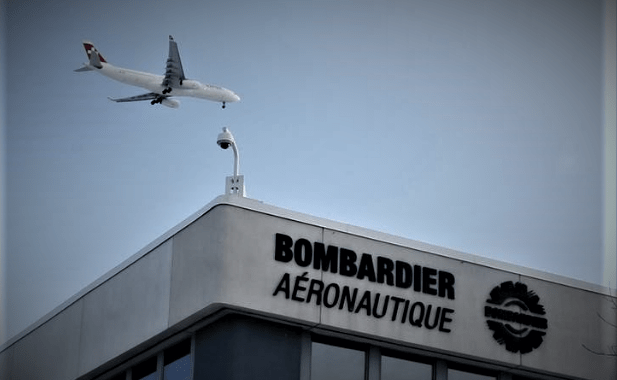 Bombardier Gave Executives Millions In Bonuses