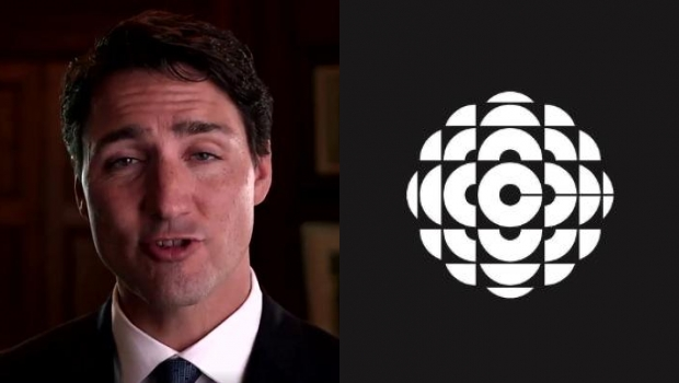 CBC - FAKE NEWS - Non-Partisan Network Uses Trudeau Video To Introduce New Series