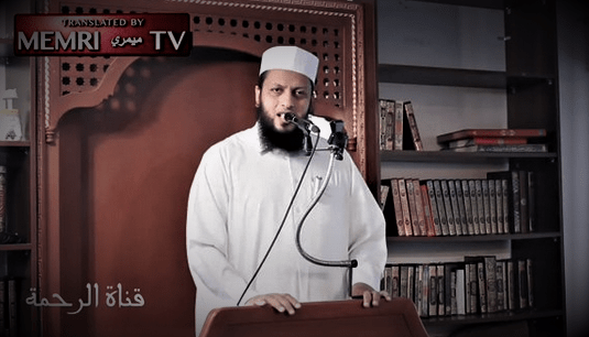 Imam Spews Vile Anti-Semitic Rant In Montreal