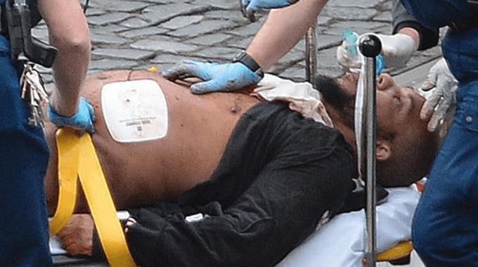 Khalid Masood Named As Terrorist Who Attacked UK Parliament