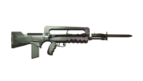 Famas Rifle France