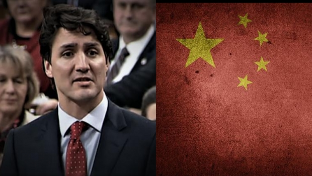 TREASON - Trudeau Just Sold Out Canada's National Security To China