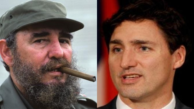 Trudeau's Awful Castro Eulogy Sent Bureaucrats Into A Panic