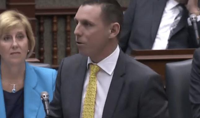 Patrick Brown Should End His Carbon Tax Support