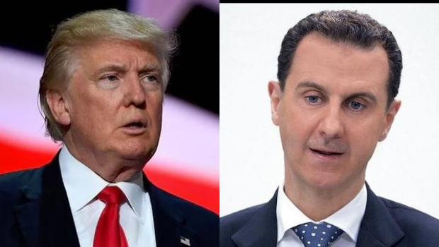 SYRIA STRIKE - Trump Launches Over 50 Tomahawk Missiles Into Syria