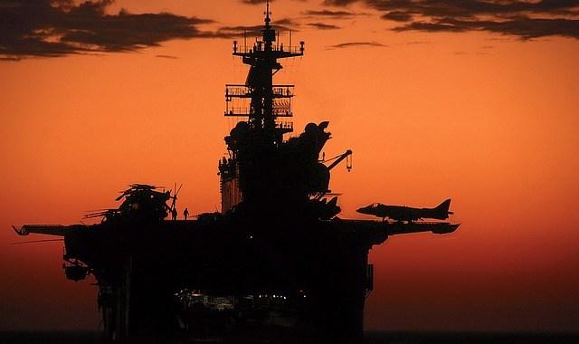 US Sends Carrier Strike Group Toward North Korea