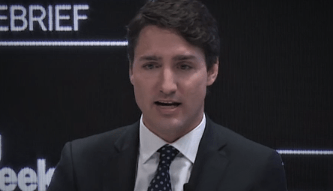 Trudeau Lies About Conservatives To Foreign Press Outlet