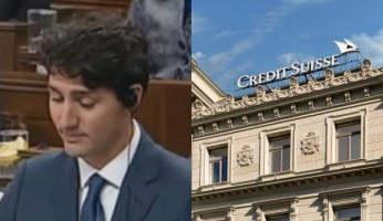 Trudeau's Billionaire Island Owned By Secretive Corporations Connected To Swiss Bank