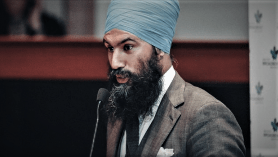 Jagmeet Singh To Run For Federal NDP Leadership