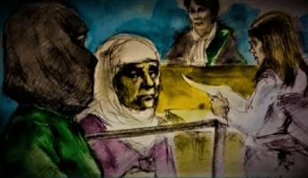 Rehab Dughmosh Pledges Allegiance To Sharia Law & ISIS, Says She'll Attack Again