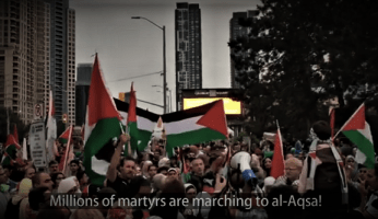 Extremists Scream During Anti-Jewish Protest In Mississauga
