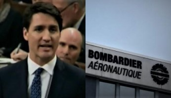 Trudeau Government Giving Bombardier $100 Million For Deal In IRAN