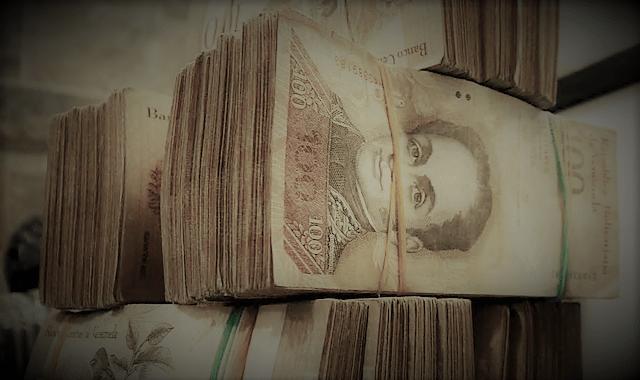Venezuela Currency Collapse - Socialism