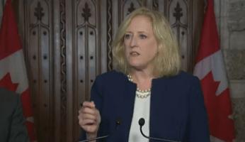 Lisa Raitt Slams Trudeau Government After Energy East Termination
