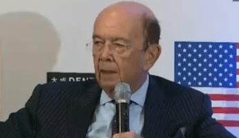 U.S. Commerce Secretary Discusses NAFTA Negotiations
