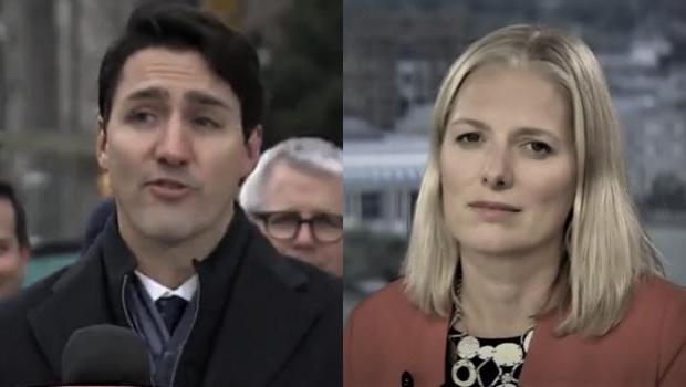Trudeau McKenna Carbon Tax
