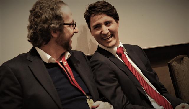 Gerald Butts Trudeau