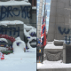 Cenotaph In Toronto Vandalized After Remembrance Day