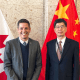 SELL-OUT: As China Continues Jailing Two Canadians, Winnipeg Mayor Brian Bowman Has Fawning Meeting With China's Ambassador Who Threatened Canada