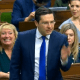 "WATCH: Poilievre Slams Trudeau On Massive Job Losses, Say PM Should ""Stop Making Rhetorical Love To Himself"""