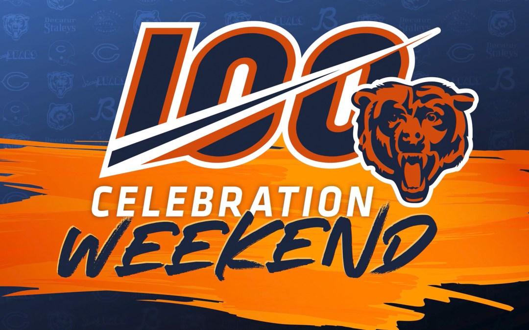 Decatur Staleys 100th Anniversary Weekend
