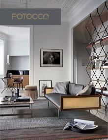 duck feather corner sofa cane sofas modern furniture lighting spencer interiors vancouver potocco loom