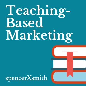 How the idea for Teaching-Based Marketing was developed