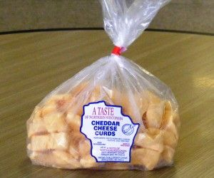 Cheese Curds are meant for sharing