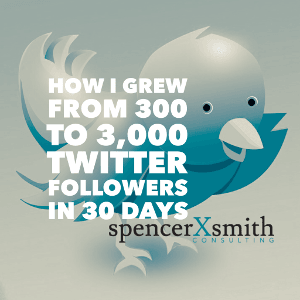 Twitter followers you want: 5 simple steps