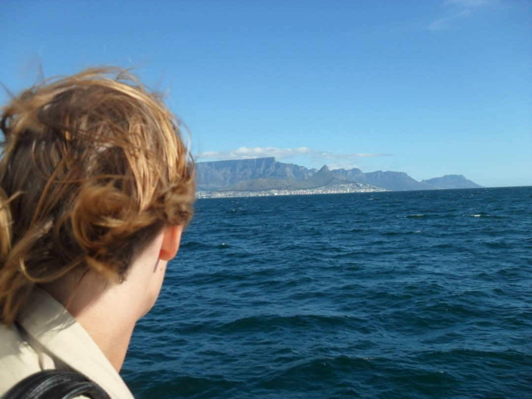 from Robben Island to Cape Town