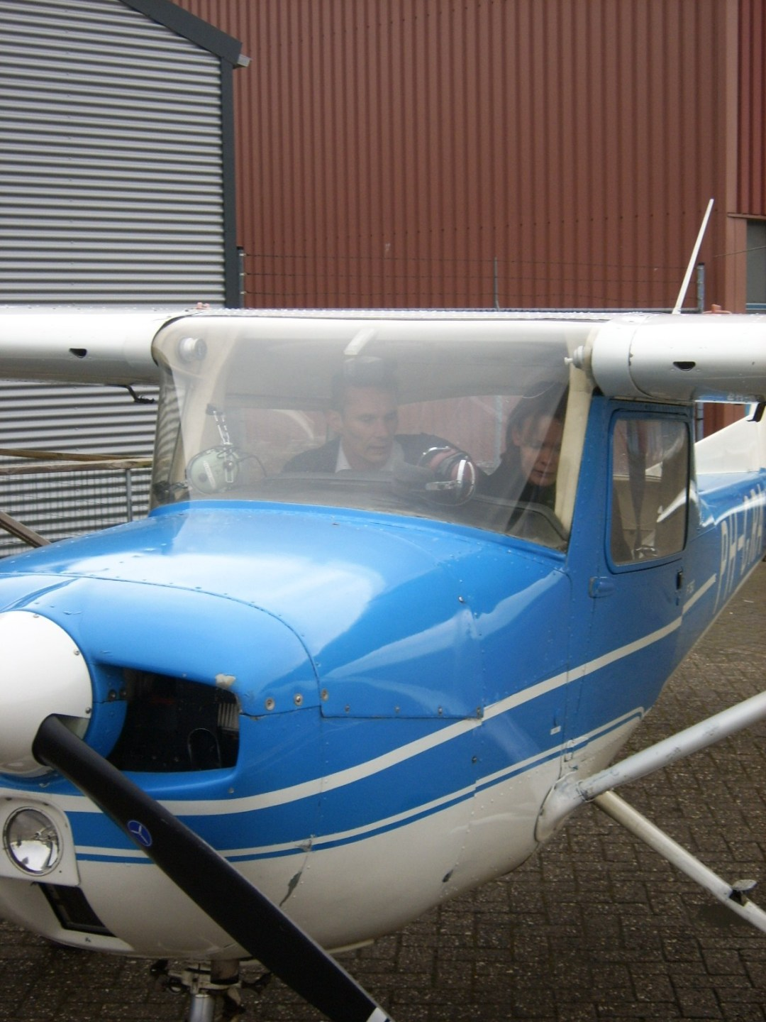 flying a cessna