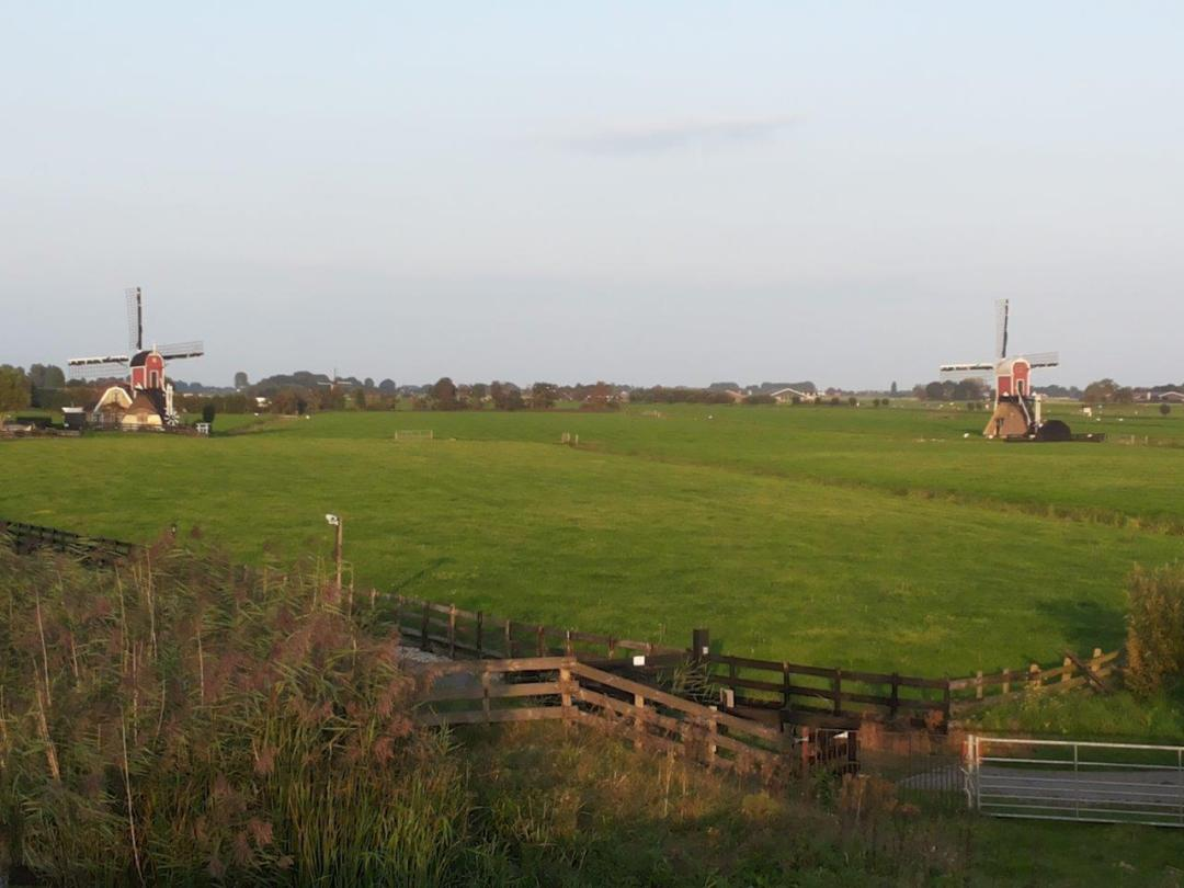 Traveling around Holland - windmills