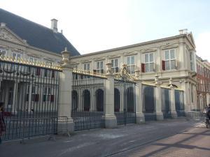 Palace Noordeinde, The Hague, Holland