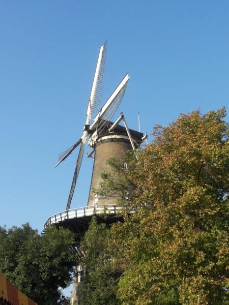 windmill De Valk, Leiden