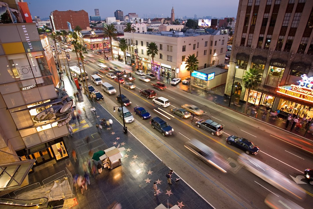 must-sees on a short trip to Los Angeles: Hollywood Walk of Fame - Los Angeles, California