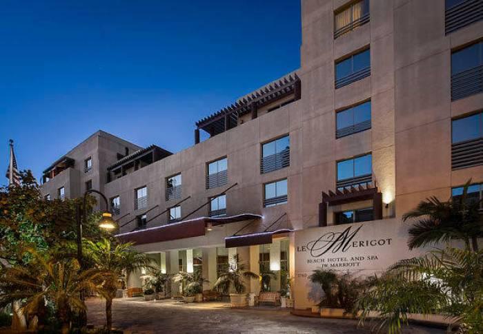 JW Marriott Santa Monica Le Merigot hotel - Los Angeles
