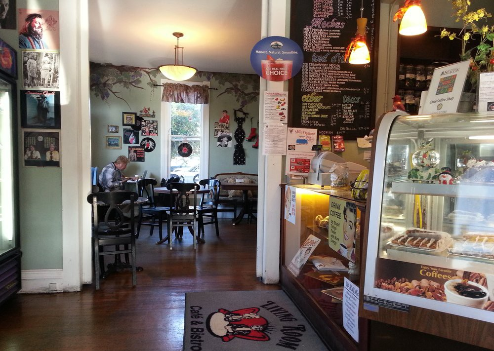 Living Room Point Loma - best San Diego cafe to work from