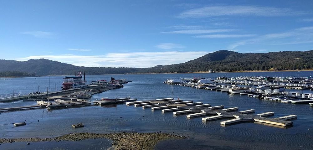What to do on a weekend trip to Big Bear Lake - water sports