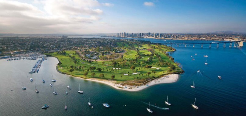 San Diego golf courses - Why is San Diego a great city?