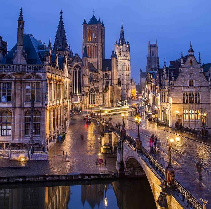 Travel Tip: Ghent, Belgium