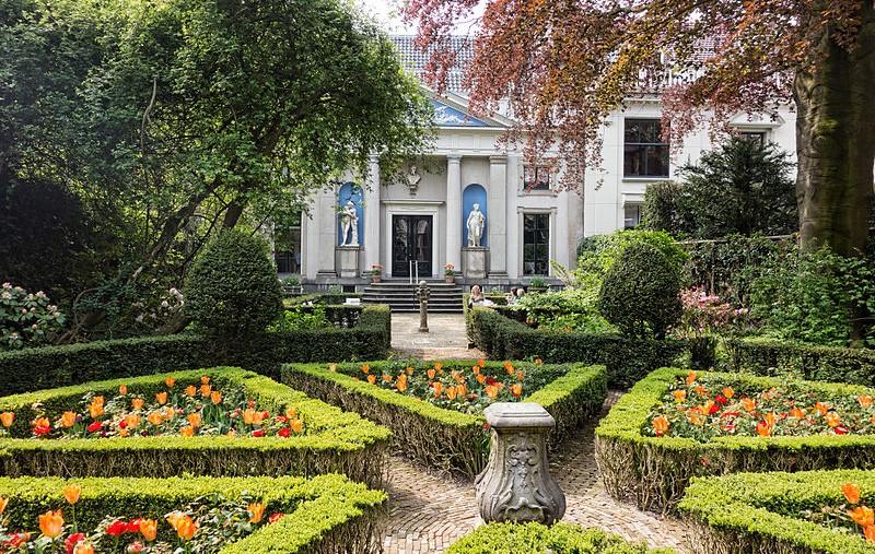Amsterdam event: open gardens