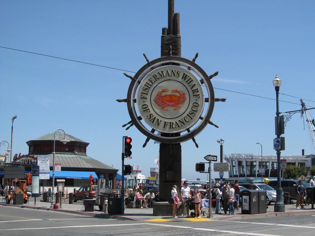 San Francisco Must See: Fisherman's Wharf