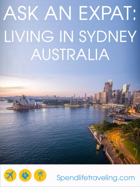 Interview with an #expat about moving to and living in #Sydney. #expatlife #moveabroad