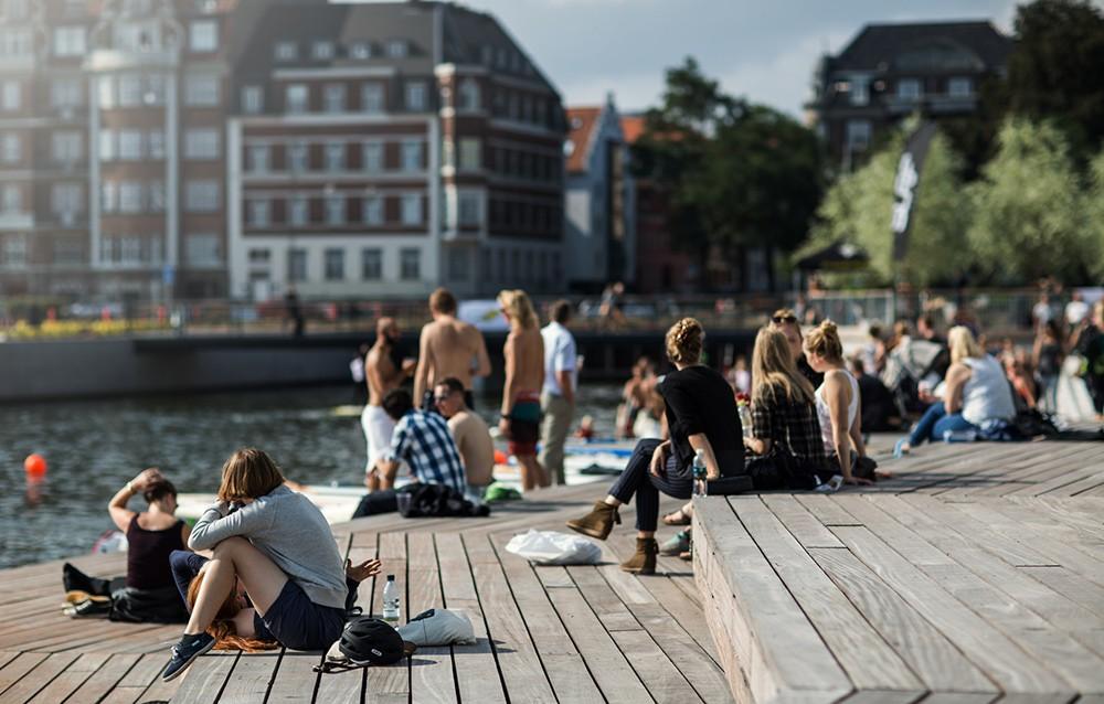 Aarhus, city in Denmark
