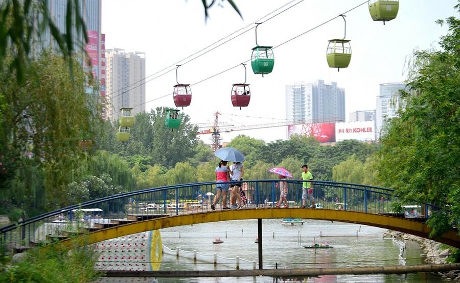 about Zhengzhou, China